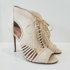 Avec Les Filles womens Joyce Leather pumps 9